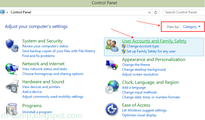 Cara Menonaktifkan User Account Control (UAC) Pada Windows 7/8