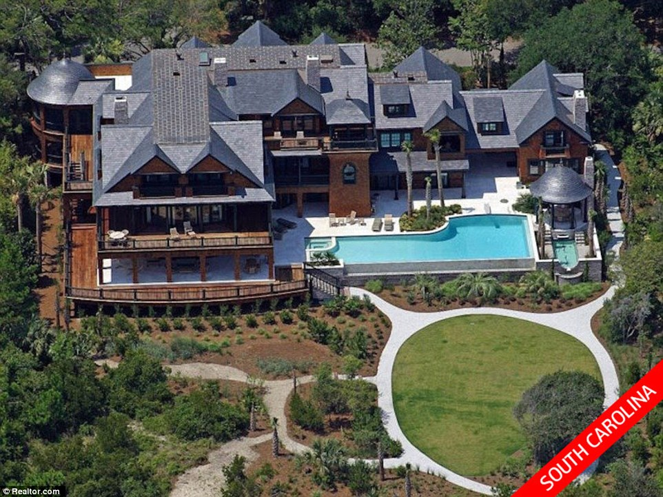 Amazing Most Expensive Homes In Each State. The Most Expensive House For Sale ...