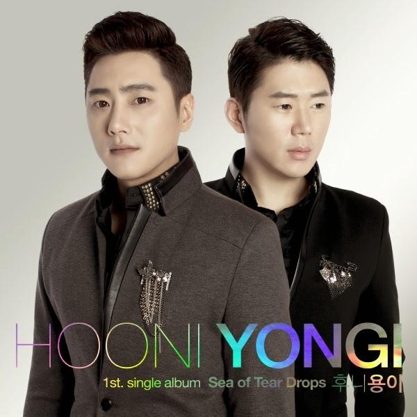 [Single] HOONi YONGi – Sea Of Tear Drops [1st Single Album]