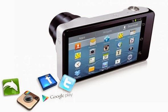 Samsung Galaxy Camera, Kamera Cerdas Dari Samsung