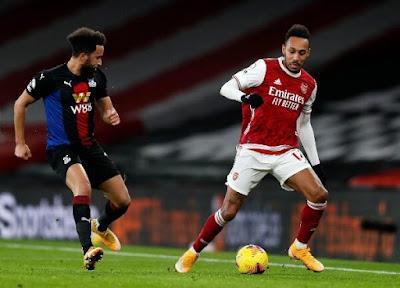 ملخص مباراة أرسنال وكريستال بالاس (0-0) الدوري الإنجليزي