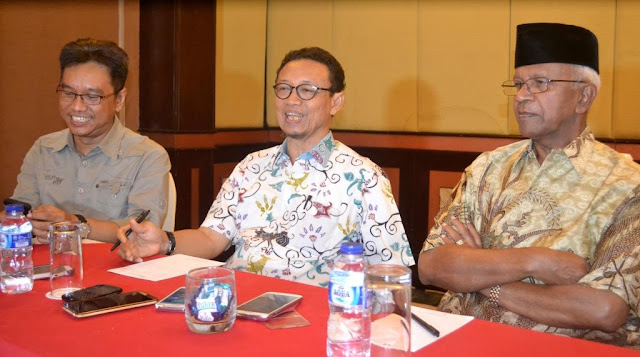 Tunjuk Jenderal Polisi Jadi Plt, Prof Ryaas: Mendagri Serampangan