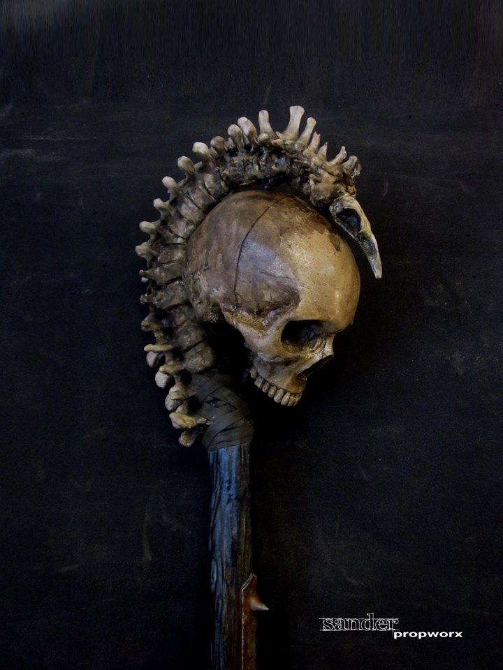 Propnomicon: Necromancer's Staff