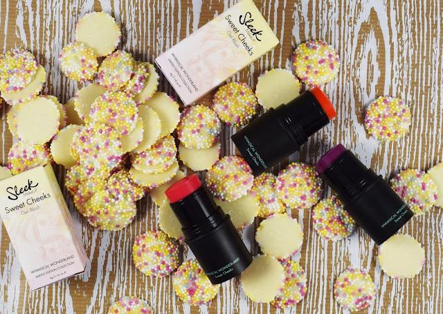 Sleek MakeUP Whimsical Wonderland Sweet Cheeks Gel Blush