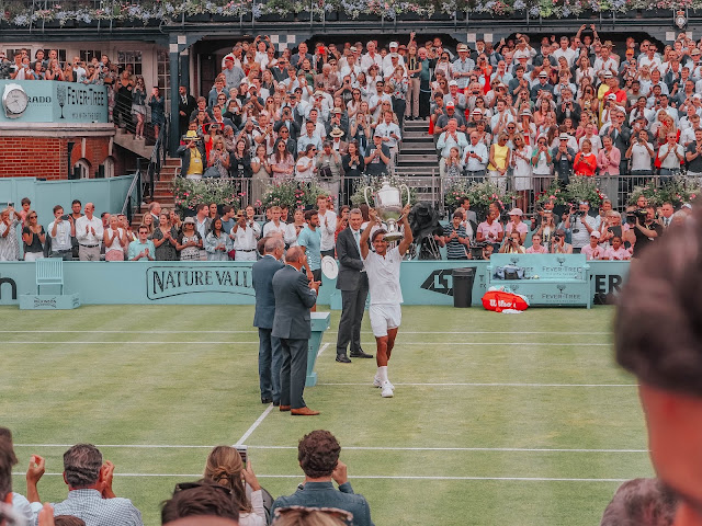 Feliciano Lopez Fever-Tree Championships Singles Winner 2019