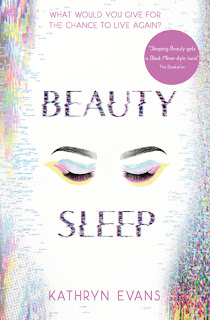 Beauty Sleep by Kathryn Evans cover