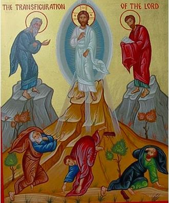 Icon of the Transfiguration,