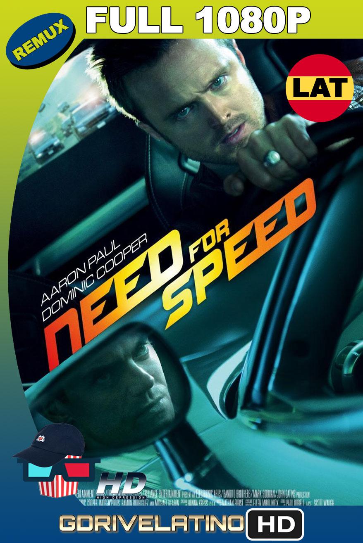 Need for Speed: La Película (2014) BDRemux 1080p Latino-Ingles MKV