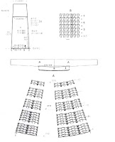 Easy crochet pattern or diagram of crochet Shrug -  long sleeves bolero shrug
