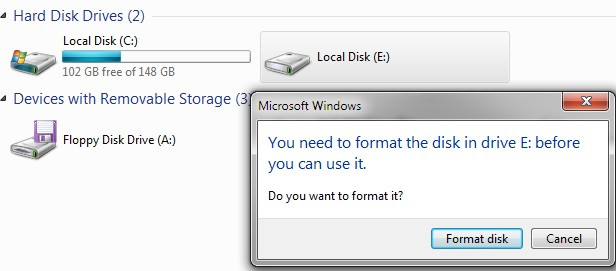 How to get full read and write access to Apple 's HFS+ formatted drive on windows