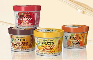 Prueba el acondicionador Fructis Hair Food