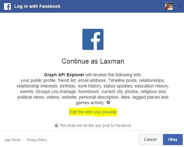 تهكير حسابات الفيسبوك عبر التطبيقات