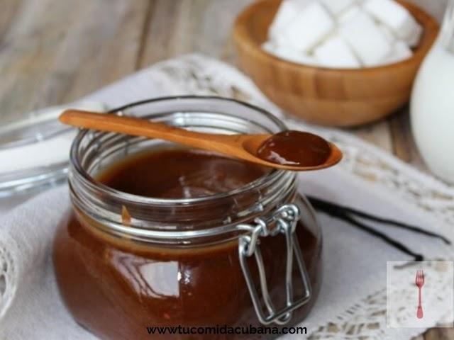 ▶️ DULCE DE LECHE- receta cubana
