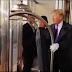 Very cool video of #PresidentElectTrump working different roles at one of his hotels