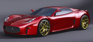 New Ferrari Cars Model F Evolution Models