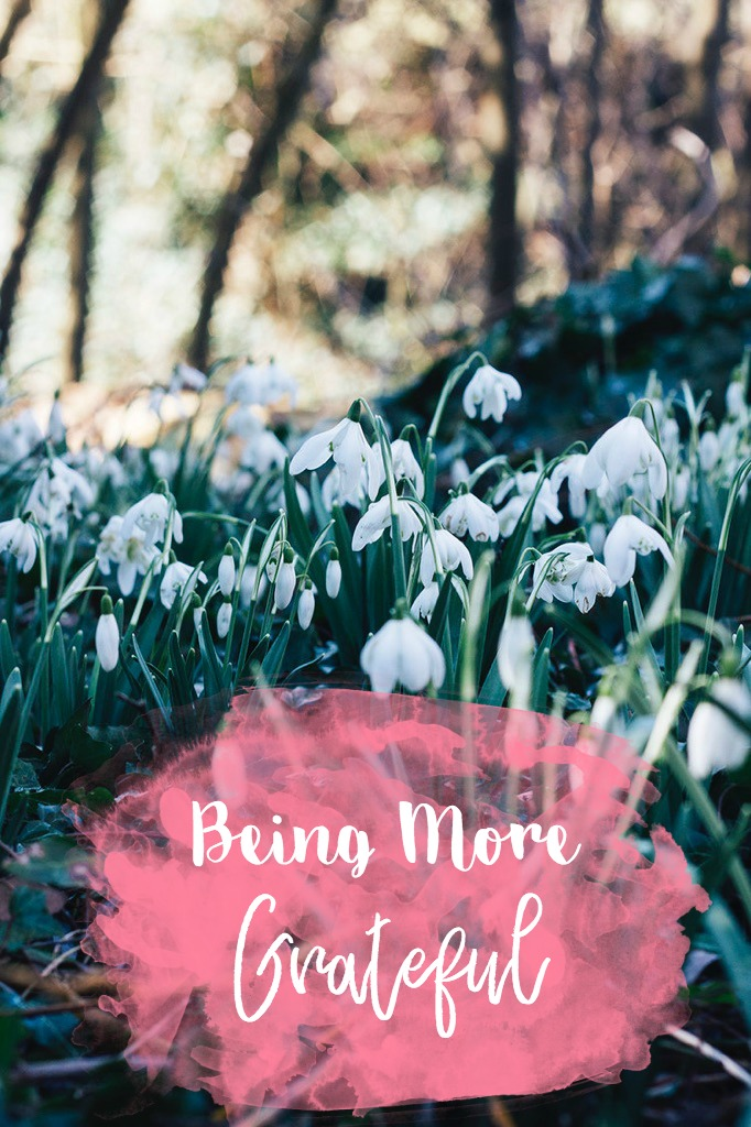 Being More Grateful, Gratitude, Watercolour text, Cursive writing, Katie Writes, Katie Writes Blog, Lifestyle Blog, The Weekend Edit, Derbyshire Blogs, Katie Brown Belper,