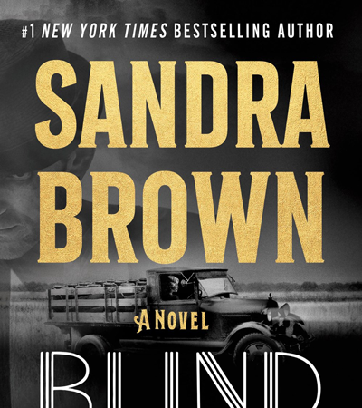 Book Review: Blind Tiger by Sandra Brown
