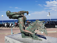 Sculpture by Diana Webber in Bondi Sydney