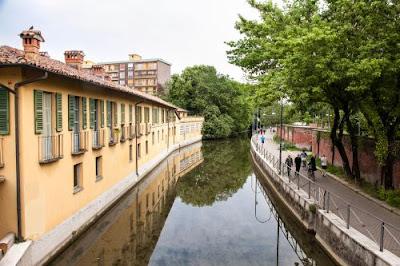 Cascina Martesana Naviglio - Gite in Lombardia