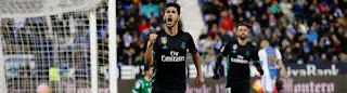 Crónica Leganes-Real Madrid: Asensio nos rescata en Butarque