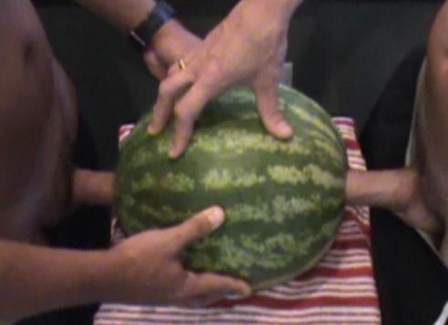 booty-dude-fucking-a-watermelon