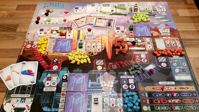Stonemaier Games Euphoria board game review