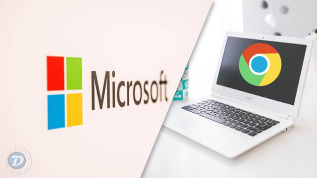 Microsoft Office no Chrome OS