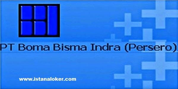 Lowongan Kerja PT Boma Bisma Indra (Persero)