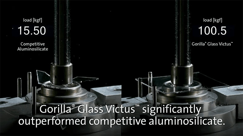 Corning outs Gorilla Glass Victus, can survive up to 2 meters drops