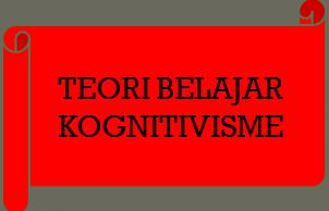 Teori  Belajar Kognitivisme
