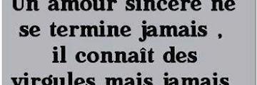 Texte d'amour & phrases d'amour