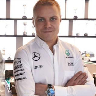 Bottas en Mercedes