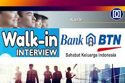 Lowongan Kerja Bank BTN November 2016