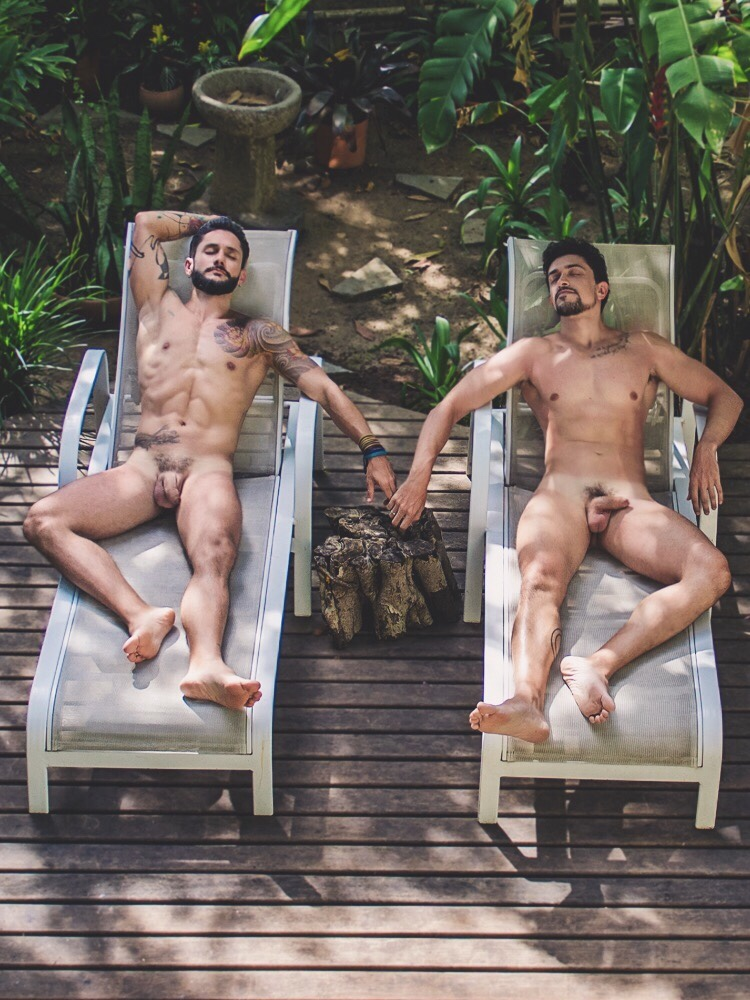 Guys From Behind A Collection Of Hot Naked Men-6665