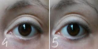 Le maquillage & les lunettes : Conseils & tutoriel (Back to School 2015) étapes 4 et 5