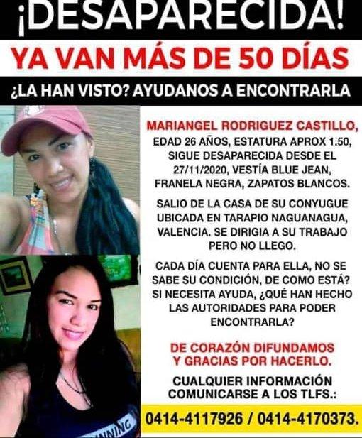 Encuentran enterrado el cadáver de muchacha desaparecida hace dos meses en Valencia