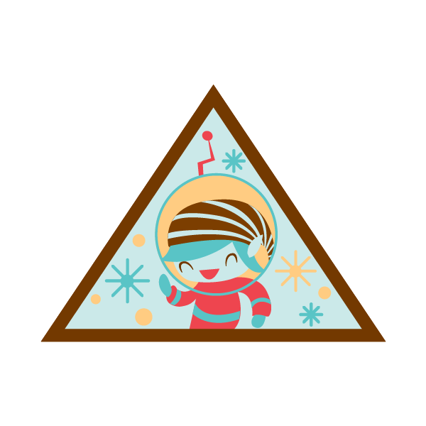 Celebrating NASA's 60th Birthday—and Girl Scouts' New Space Science Badges! - Girl Scout Blog