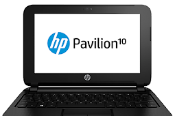 HP Pavilion 10-f100 Notebook PC Series Software and Driver Downloads  For Windows 10 (64 bit)