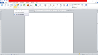 Cara Mengubah Background Foto dengan Microsoft Word