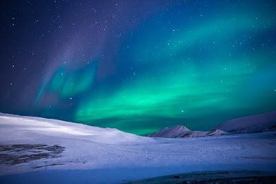 Tempat Terjadinya Fenomena Aurora
