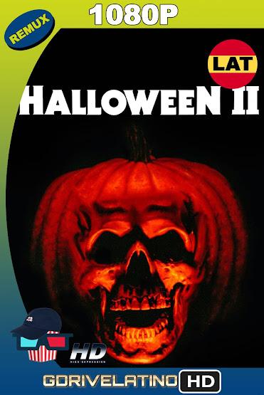 Halloween II (1981) REMASTERED BDRemux 1080p Latino-Ingles MKV