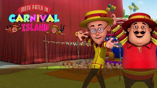 'Motu Patlu in Double Trouble' Movie Premier on Nick Tv India