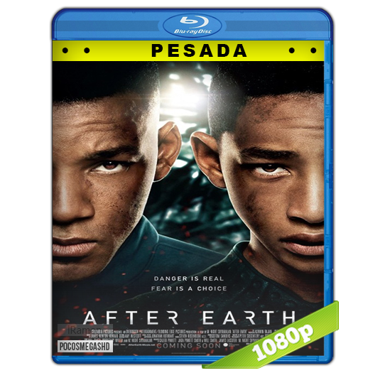 Despues De La Tierra (2013) HD BrRip 1080p (PESADA) Audio Dual LAT-ING