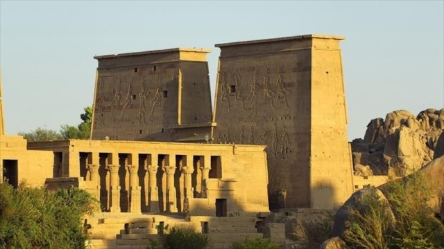 Descubren restos de la misión de un faraón de hace 4000 años