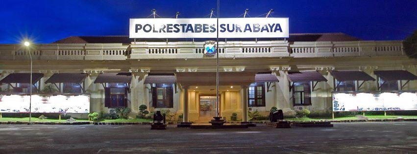 Alamat dan Nomor Telepon Kantor Polisi di Surabaya