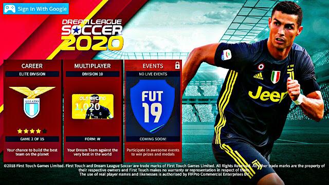 تحميل لعبة دريم ليج سوكر 2020 DREAM LEAGUE SOCCER