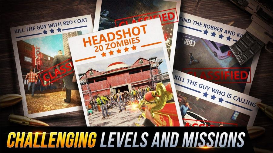 Download Sniper Honor MOD APK 3