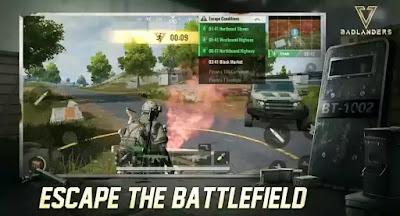 battle royale multiplayer games