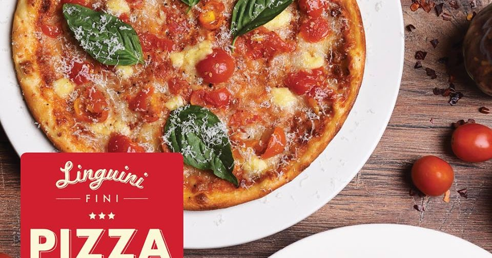 Linguini Fini's Pizza and Pasta All You Can Promo Is Incredibly Cheap at Just Php 399