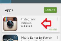 Cara Daftar Instagram Pada Android Lengkap Dengan Gambar